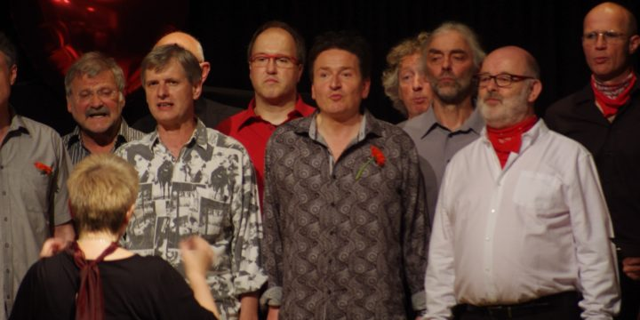 Chor d'accord Mariensaal Köln-Nippes, 2014