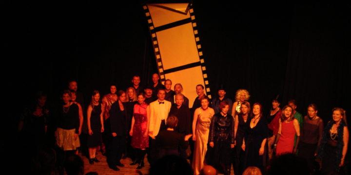 "Chor d'accord Programm ""Cinema furioso"" 2004"