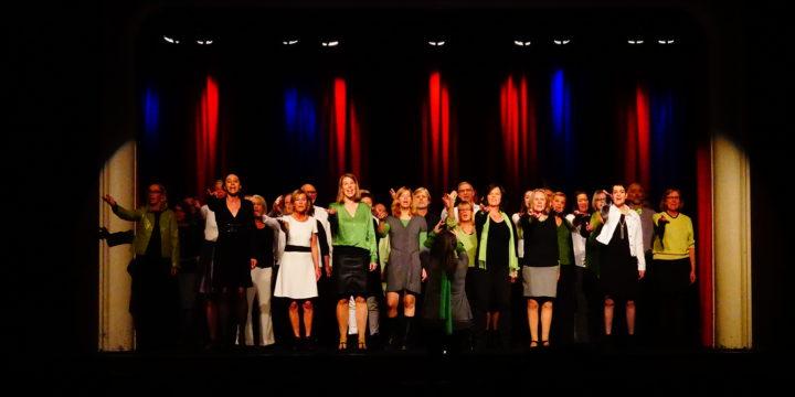 Weihnachtskonzert Chor d'accord Köln
