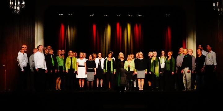 Weihnachtskonzert Chor d'accord 2017